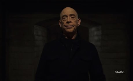 Counterpart Trailer: Two J.K. Simmons is Better than One in New Starz Series!!