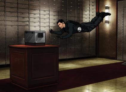 Watch Archer Season 2 Episode 3 Online