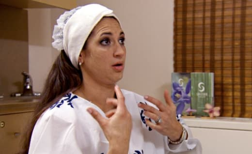 Poop On Her Face - The Real Housewives of New Jersey Season 6 Episode 5