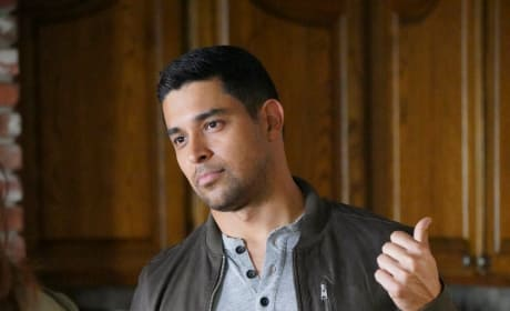 Torres Distracts the Widow - NCIS Season 15 Episode 23
