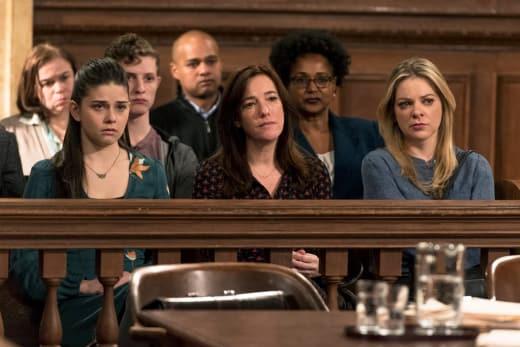 An Emotional Case - Law & Order: SVU  Season 19 Episode 16