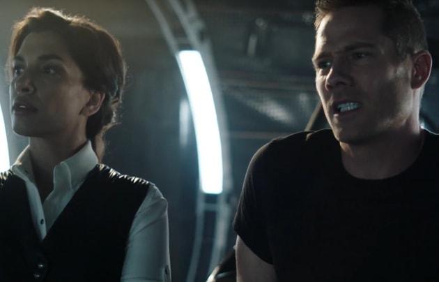Unusual Partnership -- Tall - Killjoys Season 5 Episode 8
