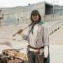 Nice cape - Fear the Walking Dead Season 3 Episode 4