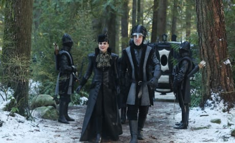 All hail the queen - Once Upon a Time Season 6 Episode 14