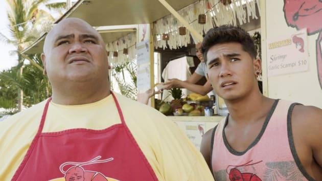Seeing Something Unusual - Hawaii Five-0 Season 8 Episode 1