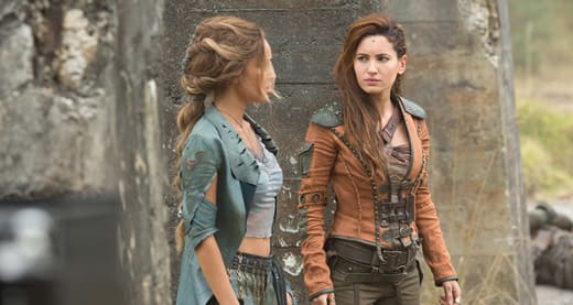 Eretria - The Shannara Chronicles