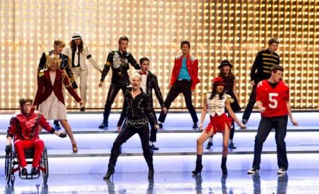 Glee Does MJ