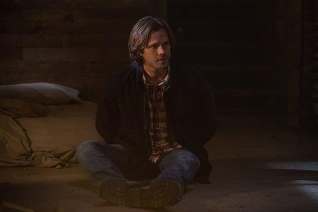 Sam captured - Supernatural Season 12 Episode 4