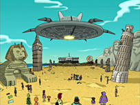 Futurama Season 2 Episode 3