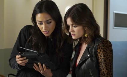 Pretty Little Liars Season 7 Episode 13 Review: Hold Your Piece