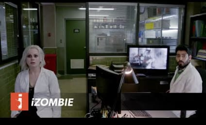 iZombie Series Premiere Clips: A Dead End Job