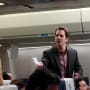 Jerk on a Plane - Grey's Anatomy Season 13 Episode 20