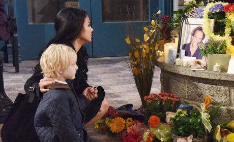 Daniel's Funeral - Days of Our Lives