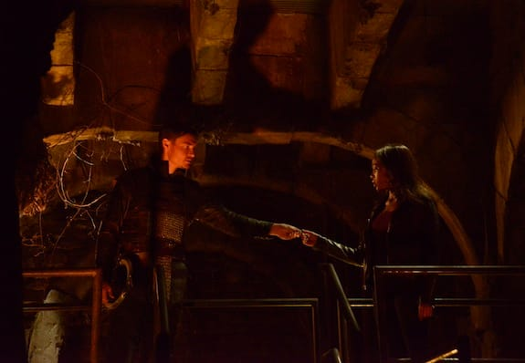 The Angel Orion - Sleepy Hollow Season 2 Episode 12