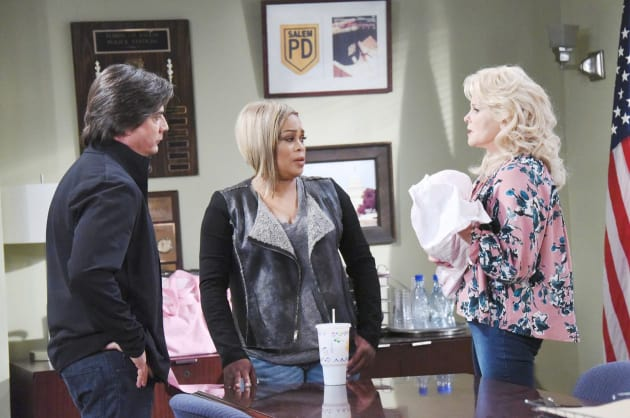 Sheila's Caught in the MIddle - Days of Our Lives