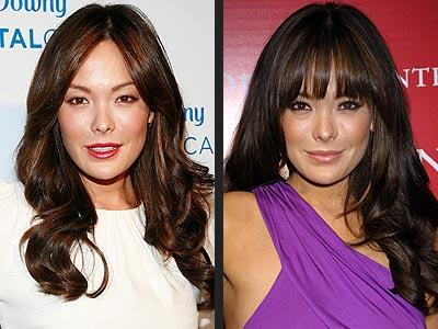 Lindsay Price: Bangs or No?