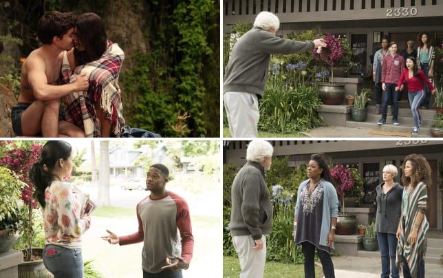 Big steps the fosters s5e7