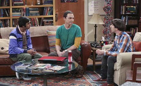 Online Dating - The Big Bang Theory