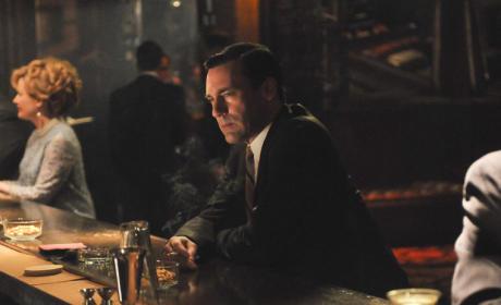 Don Draper, Alone