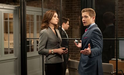 The Good Wife Season Finale: First Look!