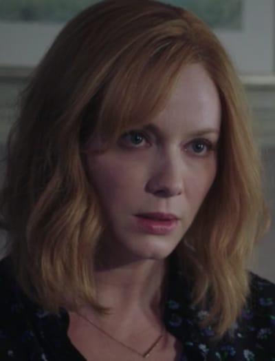Annoyed Beth - Good Girls Season 2 Episode 2