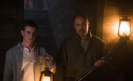 Hanging out in the dark - Supernatural Season 12 Episode 4