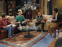 The Big Bang Theory Season 5 Episode 4