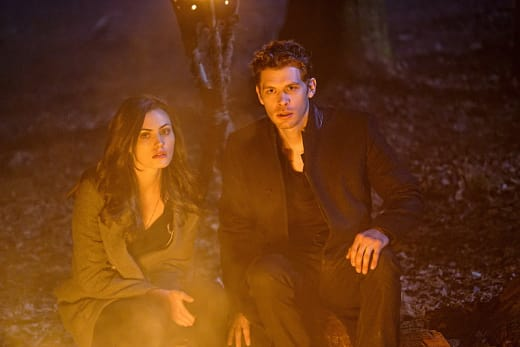 Let's Get Some Heat - The Originals Season 3 Episode 16