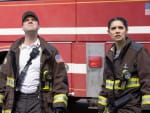 Casey and Kidd long - Chicago Fire Season 9 Episode 13