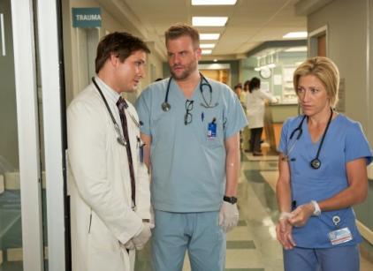 Watch Nurse Jackie Season 4 Episode 3 Online