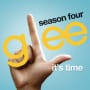 Glee cast its time