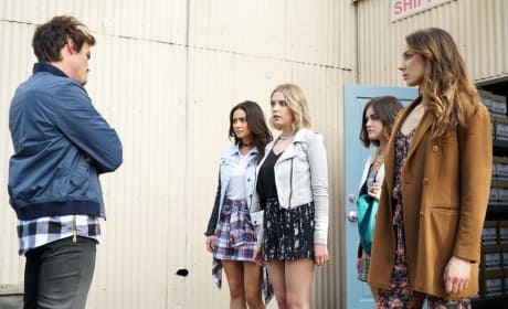 Caleb Is Not Happy - Pretty Little Liars Season 6 Episode 4
