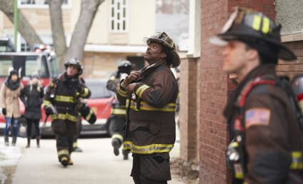 Chicago Fire Season 7 Episode 18 Review: No Such Thing as Bad Luck