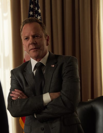 New and Improved - Tall - Designated Survivor Season 3 Episode 1