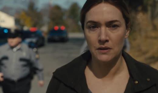 Police Presence - Mare of Easttown Season 1 Episode 7
