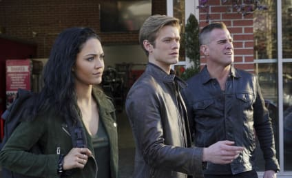 Watch MacGyver Online: Season 2 Episode 18
