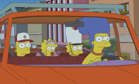 Marge Has Had Enough - The Simpsons