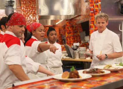 Watch Hell's Kitchen Season 12 Episode 13 Online