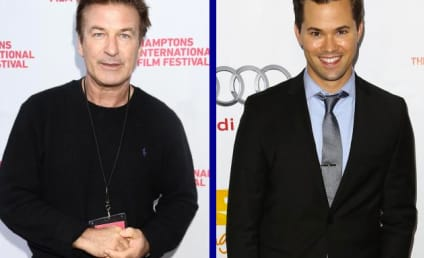 Tournament of TV Fanatic: Alec Baldwin vs. Andrew Rannells!