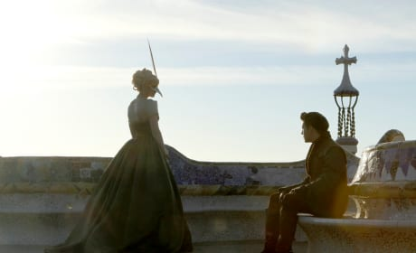 Lady Ev and Jack - Emerald City Season 1 Episode 5