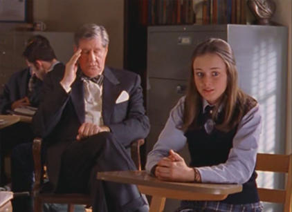 Watch Gilmore Girls Season 2 Episode 18 Online