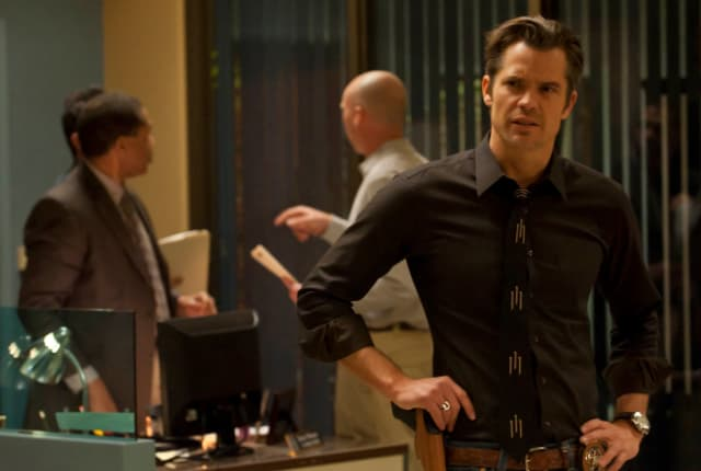 Watch Justified Season 2 Episode 11 Online - TV Fanatic