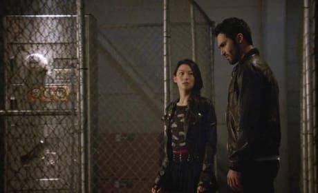 Kira and Derek at Power Station