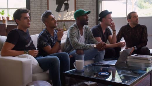 The Surgery - Queer Eye