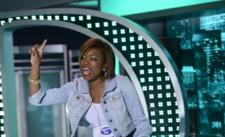 Seretha Guinn Audition Pic