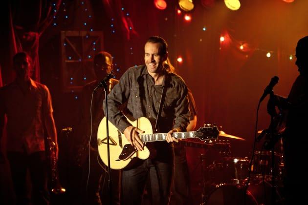 Dwight on Guitar