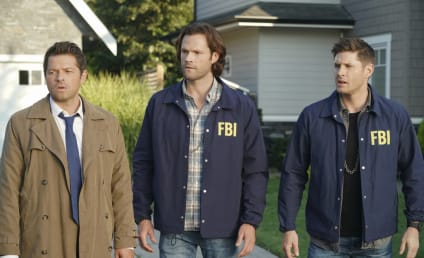 Watch Supernatural Online: Season 15 Episode 2