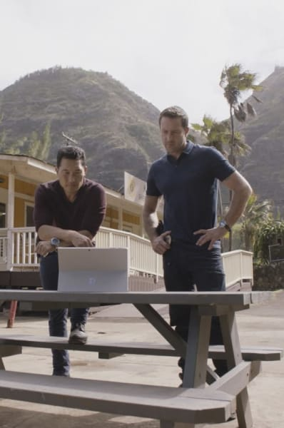 An Old Mystery - Hawaii Five-0 Season 7 Episode 15