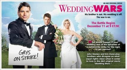 Eric Dane, John Stamos in Wedding Wars