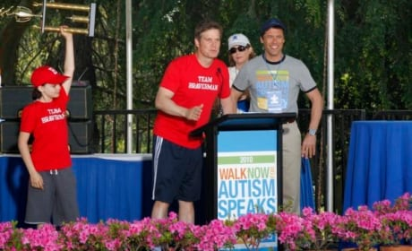 Autism Walk Photo